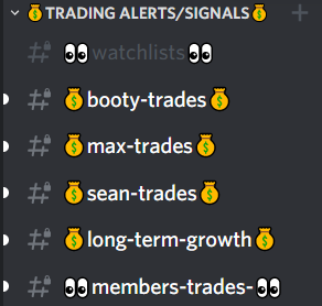 discord options trading